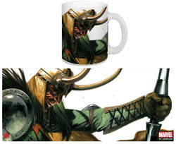 MARVEL VILLAINS MUG LOKI