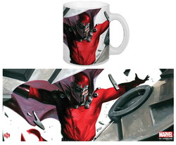MARVEL VILLAINS TAZA MAGNETO