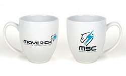 METAL GEAR RISING: REVENGEANCE MUG MAVERICK SECURITY CONSULTING