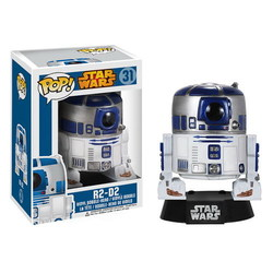 STAR WARS R2-D2 POP!´DEFORMED´BOBBLE HEAD