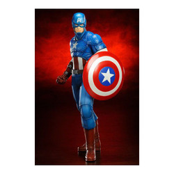 MARVEL AVENGERS NOW ARTFX+ SERIE CAPTAIN AMERICA 1/10