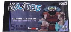 LOS ROLATOS DE CROM LEE Y JUEGA SUPERHEROES INC 003