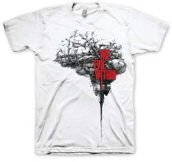 CAMISETA THE EVIL WITHIN XL