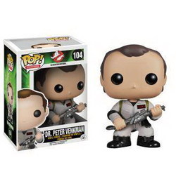 FIGURA POP MOVIES CAZAFANTASMAS: DR PETER