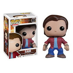 FIGURA POP TV SUPERNATURAL: SAM