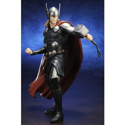 MARVEL ARTFX+ SERIES - AVENGERS NOW THOR STATUE (MODEL KIT) 21CM