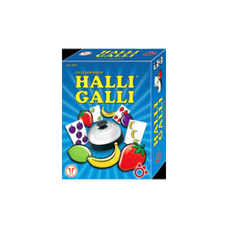 HALLI GALLI * SPANISH* SELLER*