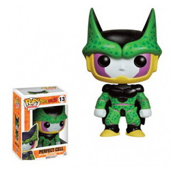 FUNKO POP! ANIMATION: DRAGONBALL Z - PERFECT CELL VINYL FIGURE 4