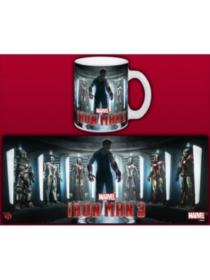 MUG IRON MAN 3 - TONY STARK