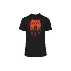 CAMISETA MINECRAFT GLIMPSE M