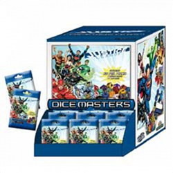 DC DICE MASTERS - JUSTICE LEAGUE GRAVITY FEED