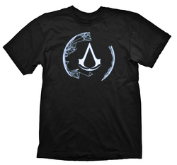 CAMISETA ASSASSINS CREED 4 ANIMUS CREST L