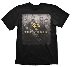 THE ORDER 1886 T-SHIRT PHOTO XL