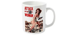 TAZA ATTACK OF THE 50FT WOMAN
