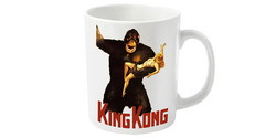 PLAN 9 MUG - KING KONG POSTER