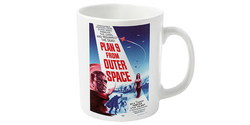 PLAN 9 MUG - PLAN 9 FROM OUTER SPACE