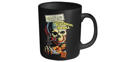 TAZA SCREAMING SKULL