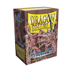 FUNDA DRAGON SHIELD FUSION (100)