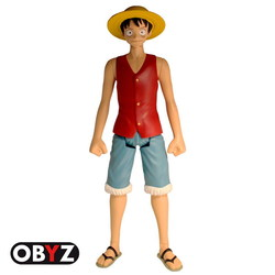 ONE PIECE LUFFY AND CHOPPER FIGURE PACK 12 CM