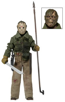 FIGURA JASON VOORHEES CLOTHED PART 6 20 CMS