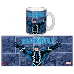 MUG BLACK BOLT - RETRO SERIE 2