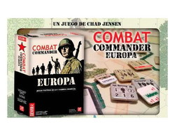 COMBAT COMMANDER EUROPA (IN SPANISH)