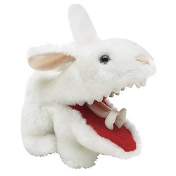 MONTY PYTHON KILLER RABBIT PLUSH 22 CM