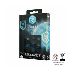 QW INGRESS DICE SET: RESISTANCE (7)