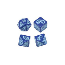 QW THE STRANGE RPG DICE SET (4)