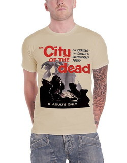 CITY OF THE DEAD T-SHIRT XXL