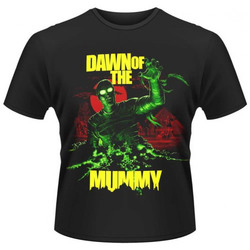 DAWN OF THE MUMMY T-SHIRT XXL