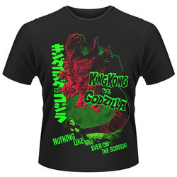 GODZILLA VS KING KONG T-SHIRT XXL