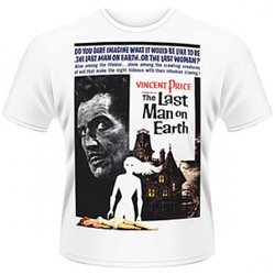 THE LAST MAN ON EARTHT-SHIRT XXL