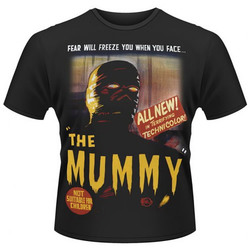 CAMISETA THE MUMMY POSTER XXL