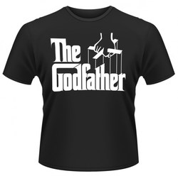 CAMISETA THE GODFATHER LOGO XXL