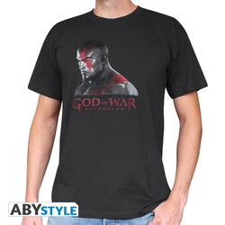 CAMISETA GOD OF WAR KRATOS XL