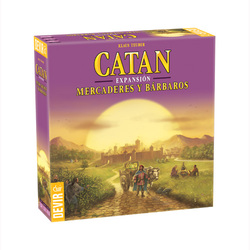 MERCADERES Y BARBAROS DE CATAN