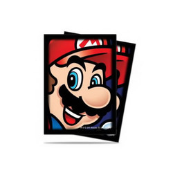 SUPER MARIO DECK PROTECTOR CARD SLEEVES MARIO (65)