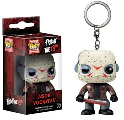 FRIDAY THE 13TH POCKET POP! VINYL KEYCHAIN JASON VOORHEES 4 CM.