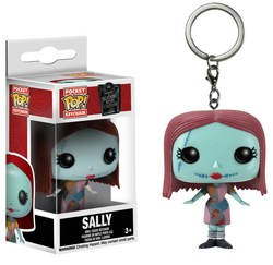 SALLY POP! VINYL KEYCHAIN