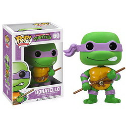 FIGURA POP TORTUGAS NINJA: DONATELLO