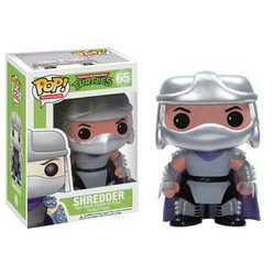 FIGURA POP TORTUGAS NINJA: SHREDDER