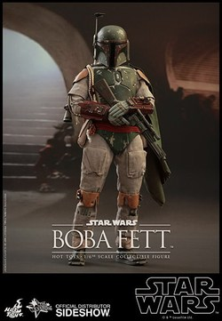 STAR WARS MOVIE MASTERPIECE ACTION FIGURE 1/6 BOBA FETT 30 CM