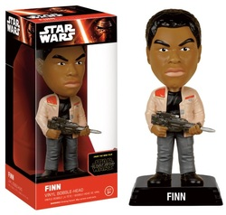 STAR WARS EPISODE VII BOBBLEHEAD - FINN