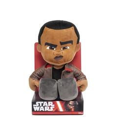 STAR WARS EPISODE VII - FINN PLUSH 25 CM