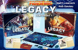 PANDEMIC LEGACY S1 (RED BOX)