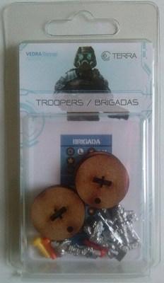 CSW: BLISTER TERRA BRIGADAS