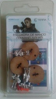 CSW: BLISTER TERRA ESCUADRA MANDO