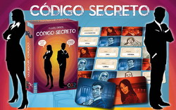CODIGO SECRETO (SPANISH)