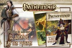 PATHFINDER CONCEJO 2 EL JUICIO DE LAS 6 PRUEBAS